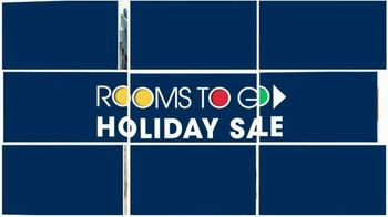 Rooms to Go Holiday Sale TV Spot, 'Great-Looking Five-Piece Bedroom' - Thumbnail 2