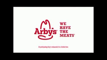 Arby's Arbynator TV Spot, 'The Embodiment of Arby's' Featuring H. Jon Benjamin - Thumbnail 7