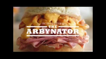 Arby's Arbynator TV Spot, 'The Embodiment of Arby's' Featuring H. Jon Benjamin