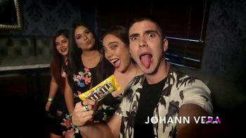 M&M's TV Spot, 'My Musica VIP: aún no termina' con Johann Vera [Spanish] - 5 commercial airings