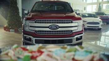Ford Built for the Holidays TV Spot, 'Black Friday: Temptations' [T2]