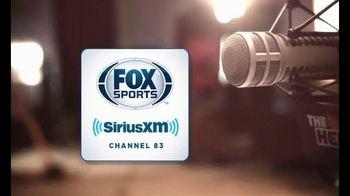 FOX Sports 1 TV Spot, 'FOX Sports on SiriusXM' - Thumbnail 9