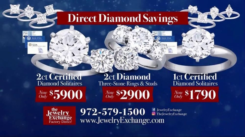 Jewelry Exchange Tv Commercial The Forever Gift Direct