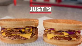 Checkers & Rally's Sourdough Steak Melt TV Spot, 'That's a Ton of Food' - Thumbnail 9