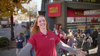 Wells Fargo TV Spot, 'The Most Giving-est Time of the Year' - Thumbnail 8