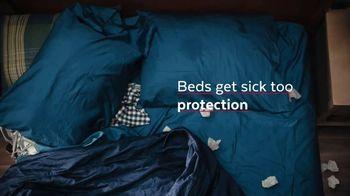 Lysol Laundry Sanitizer TV Spot, 'Beds Get Sick Too'