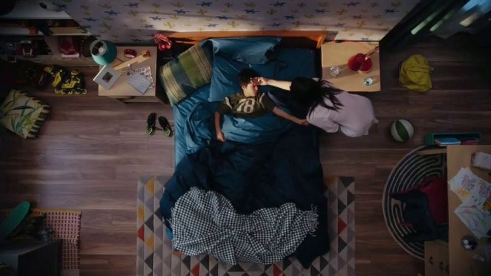 Lysol Laundry Sanitizer Tv Commercial Beds Get Sick Too