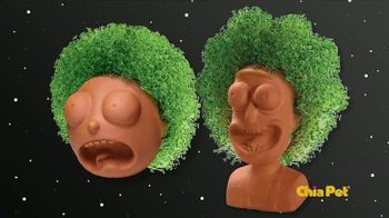 Chia Pet TV Spot, 'Rick and Morty, Stranger Things, Deadpool and Bob Ross' - Thumbnail 3