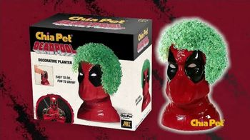Chia Pet TV Spot, 'Rick and Morty, Stranger Things, Deadpool and Bob Ross' - Thumbnail 4
