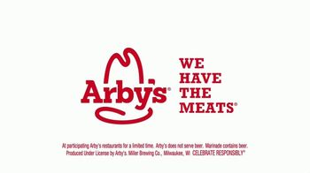 Arby's Beer Can Chicken Sandwich TV Spot, 'Don't Worry' - Thumbnail 5