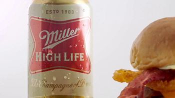 Arby's Beer Can Chicken Sandwich TV Spot, 'Don't Worry' - Thumbnail 2