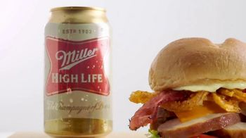 Arby's Beer Can Chicken Sandwich TV Spot, 'Don't Worry'