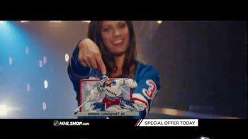 NHL Shop TV Spot, '2018 Holidays: Gearing Up' - Thumbnail 6