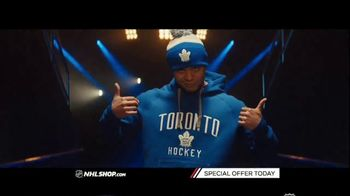 NHL Shop TV Spot, 'Holidays: Gearing Up' - 341 commercial airings