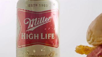 Arby's Beer Can Chicken Sandwich TV Spot, 'Miller Beer' - Thumbnail 3