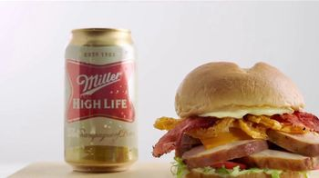 Arby's Beer Can Chicken Sandwich TV Spot, 'Miller Beer' - Thumbnail 6