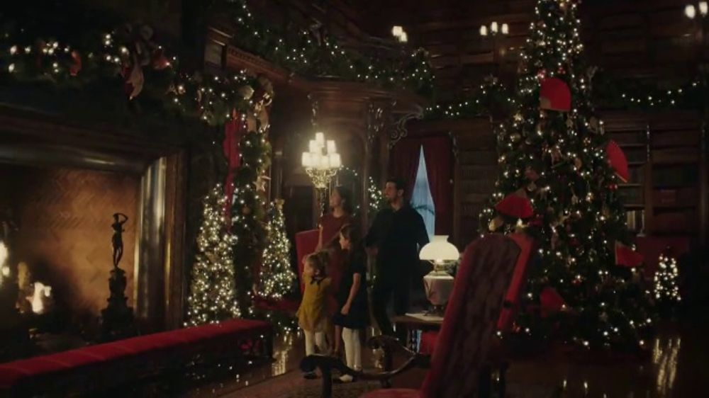 Biltmore Christmas.Biltmore Estate Tv Commercial Candlelight Christmas Evenings Video