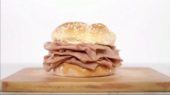 Arby's 2 for $5 Mix 'n Match TV Spot, 'Sandwich Pals' - Thumbnail 1