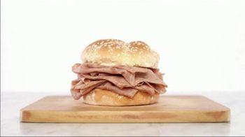 Arby's 2 for $5 Mix 'n Match TV Spot, 'Sandwich Pals' - Thumbnail 2