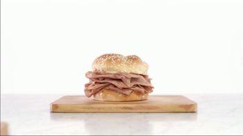 Arby's 2 for $5 Mix 'n Match TV Spot, 'Sandwich Pals' - Thumbnail 4