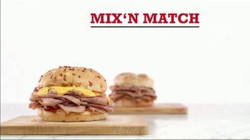 Arby's 2 for $5 Mix 'n Match TV Spot, 'Sandwich Pals' - Thumbnail 9