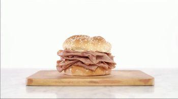 Arby's 2 for $5 Mix 'n Match TV Spot, 'Sandwich Pals'