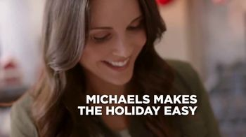 Michaels Cyber Week Savings TV Spot, 'A Click Away' Song by Charles Wright & The Watts - Thumbnail 3
