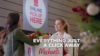 Michaels Cyber Week Savings TV Spot, 'A Click Away' Song by Charles Wright & The Watts - Thumbnail 4