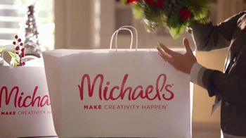 Michaels Cyber Week Savings TV Spot, 'A Click Away' Song by Charles Wright & The Watts - Thumbnail 5
