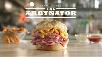 Arby's Arbynator TV Spot, 'It's Wild' Featuring H. Jon Benjamin - 1 commercial airings