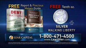 Lear Capital TV Spot, 'Debt Matters Report' - Thumbnail 9