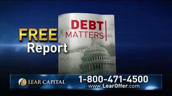 Lear Capital TV Spot, 'Debt Matters Report' - Thumbnail 3