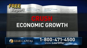 Lear Capital TV Spot, 'Debt Matters Report' - Thumbnail 4
