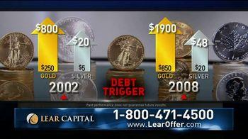 Lear Capital TV Spot, 'Debt Matters Report' - Thumbnail 5