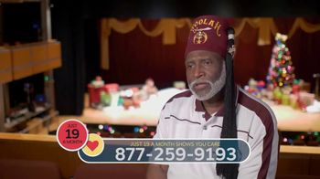 Shriners Hospitals for Children TV Spot, '2018 Holidays: Behind the Curtain: Abilities' - Thumbnail 6
