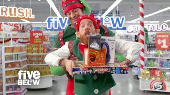 Five Below TV Spot, 'Holidays: Limitless Gifts'