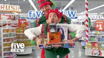Five Below TV Spot, '2018 Holidays: Limitless Gifts' - Thumbnail 6