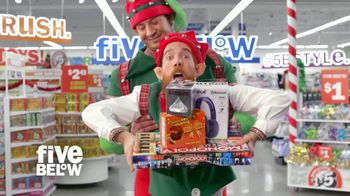 Five Below TV Spot, '2018 Holidays: Limitless Gifts' - Thumbnail 7