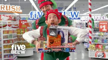 Five Below TV Spot, '2018 Holidays: Limitless Gifts' - Thumbnail 8