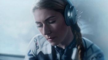 Bose TV Spot, 'Ski Lift' Featuring Mikaela Shiffrin, Song by Black Violin - 67 commercial airings