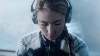 Bose TV Spot, 'Ski Lift' Featuring Mikaela Shiffrin, Song by Black Violin - Thumbnail 9