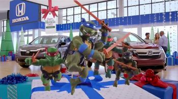 Happy Honda Days TV Spot, \'2018 Holidays: Teenage Mutant Ninja Turtles\' [T2]