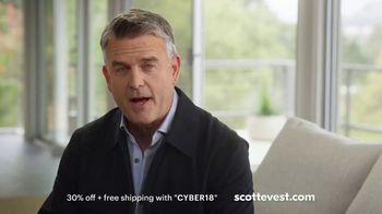 SCOTTeVEST TV Spot, '2018 Cyber Week'