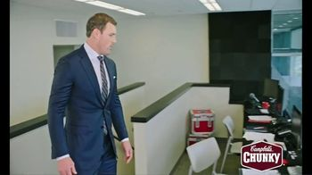 Campbell's Chunky Soup TV Spot, 'ESPN: Pre-Game Checklist' Featuring Jason Witten - Thumbnail 2