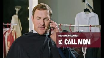 Campbell's Chunky Soup TV Spot, 'ESPN: Pre-Game Checklist' Featuring Jason Witten