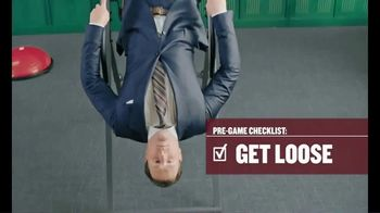 Campbell's Chunky Soup TV Spot, 'ESPN: Pre-Game Checklist' Featuring Jason Witten - Thumbnail 6
