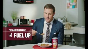 Campbell's Chunky Soup TV Spot, 'ESPN: Pre-Game Checklist' Featuring Jason Witten - Thumbnail 7