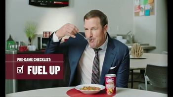 Campbell's Chunky Soup TV Spot, 'ESPN: Pre-Game Checklist' Featuring Jason Witten - Thumbnail 8