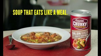 Campbell's Chunky Soup TV Spot, 'ESPN: Pre-Game Checklist' Featuring Jason Witten - Thumbnail 9