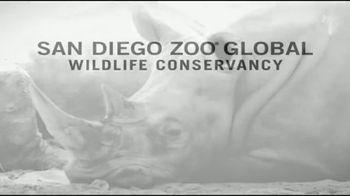 San Diego Zoo Global Wildlife Conservancy TV Spot, 'Five Left' - Thumbnail 4
